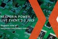 Nexperia launches 'Power Live' July 2nd & 3rd 2020