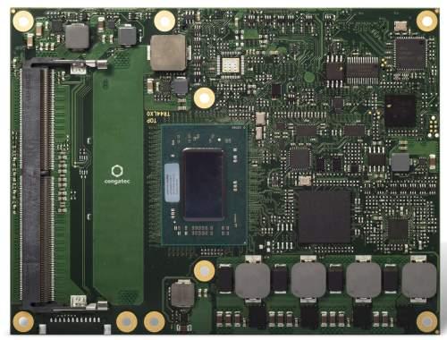congatecCOMExpressModulewithAMDRyzen™EmbeddedR1000processors