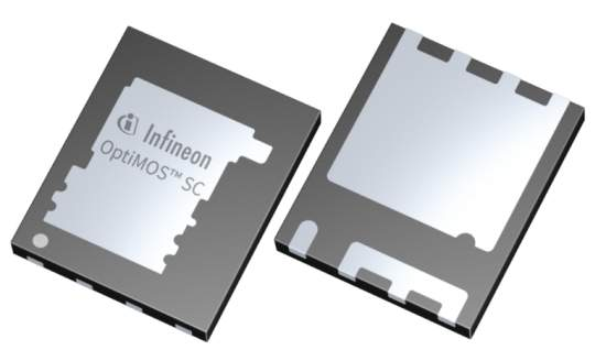 Infineon – OptiMOS™ SC power MOSFETs
