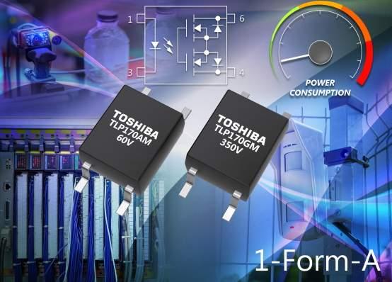 Toshiba'sNewPhotorelayswithLowTriggerCurrentContributetoLowPowerConsumptioninBattery-PoweredEquipment