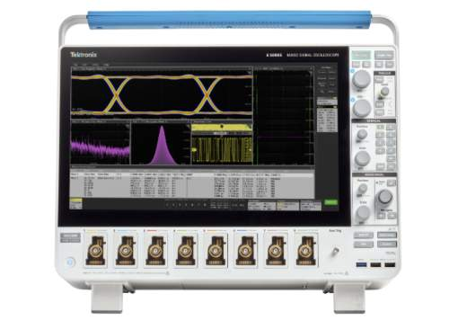 TektronixDeliversIndustry'sFirst10GHzOscilloscopewith4,6or8Channels