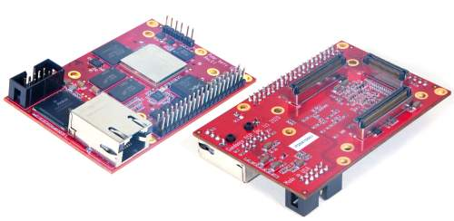 Now Available from Crowd Supply: PolarBerry's Application-Flexible System-on-Module SBC