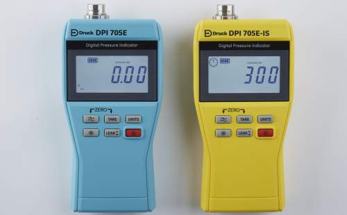 RS Components adds range of enhanced pressure and temperature indicators from Druck