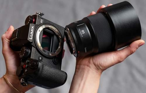 Panasonicintroducesnewcompact,lightweightLUMIXS85mmF1.8lensforitsfullframeSSeriescameras
