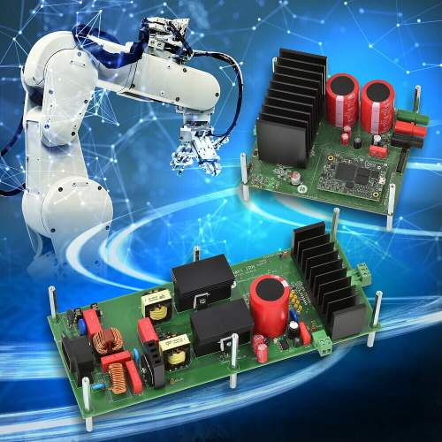 MotorDevelopmentKitfromONSemiconductorPrioritizesEnergyEfficiency