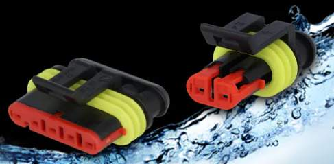 SUPERSEAL WATERPROOF CONNECTORS – HOW TO CRIMP AND CONNECT THEM PROPERLY