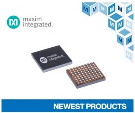 MaximIntegrated'sNewNeural-Network-AcceleratorMAX78000SoCNowAvailableatMouser