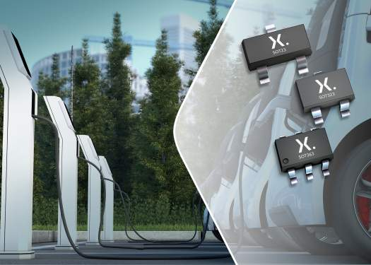 Nexperia leads with industry's first 80 V RETs for 48 V automotive and other higher voltage bus circuits