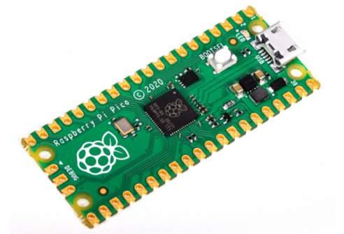 FirstproductbuiltonRaspberryPi-designedsilicon-RaspberryPiPico-nowavailablefromFarnell
