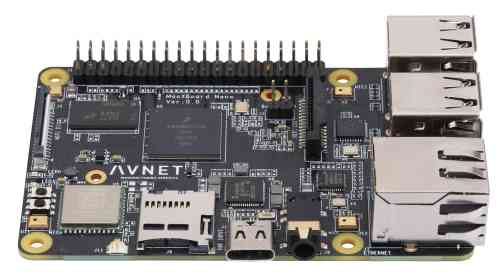 Avnet Introduces MaaXBoard Nano to Improve Product Time to Market via a Production-Ready Qualified Solution
