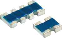 Vishay Intertechnology Increases Resistance Ratios and Operating Voltages for ACAS AT Precision Thin Film Chip Resistor Arrays