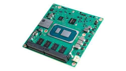 Advantech'slatestCOMExpressType6SOM-6883:PerformanceBreakthroughwith11thGen.Intel®Core™ProcessorsandAdvancedI/OTechnology