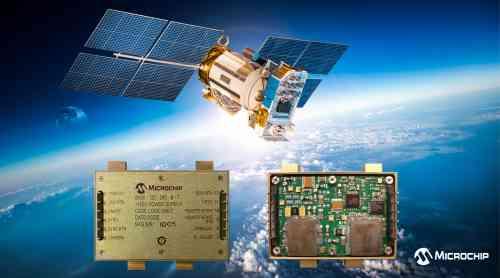 MicrochipAnnouncesSpace-QualifiedCOTS-BasedRadiation-HardenedPowerConverters