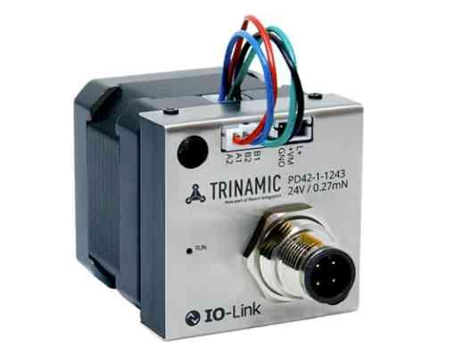 TrinamicPD42-1-1243-IOLINKPANdriveIO-LinkActuatorNowatMouser