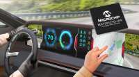First Automotive-Qualified, Single-Chip Solution for Large, Ultrawide Touch Displays Now Available
