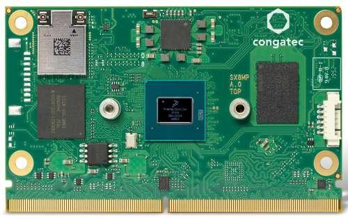 congatecSMARC2.1moduleswithNXPi.MX8MPlusprocessor