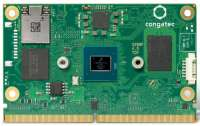 congatec SMARC 2.1 modules with NXP i.MX 8M Plus processor