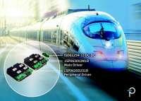 PowerIntegrations'Compact,RobustSCALE-2Plug-and-PlayGateDriverTargetsRailwayApplications