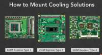 VIDEO (EN): How to mount congatec cooling solutions (COM Express Type 7, 6 and 2)